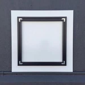 Acrylic Print Hanging - Aluminum Subframe/Cleat