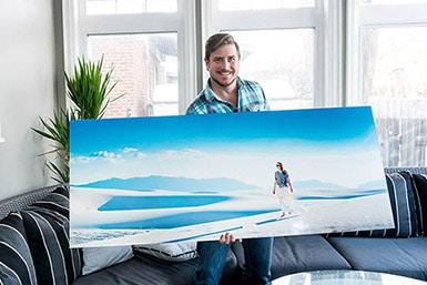 Panoramic Acrylic Wall Art