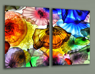 acrylic print colors