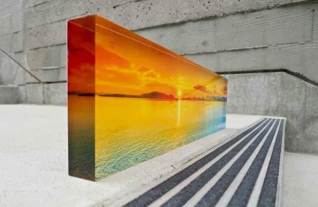 Large Acrylic Photo Blocks - Option To Hang - Gallery Quality |