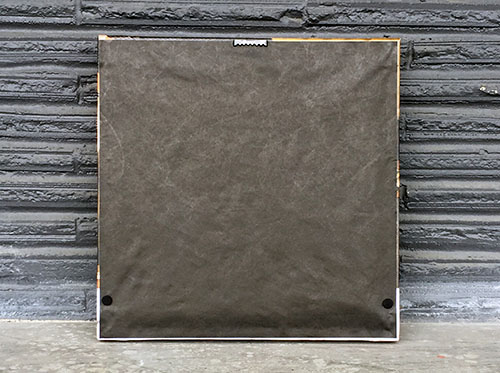 Canvas Print Dust Cover